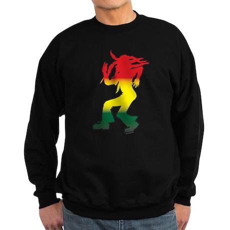 Dancing Rasta Sweatshirt (dark)