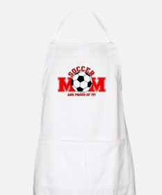 Proud Soccer Mom Apron