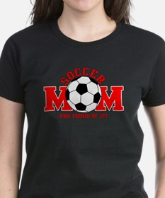 Proud Soccer Mom Tee