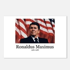 Cute Ronald Postcards (Package of 8)