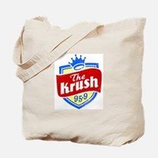 Cute Country radio Tote Bag