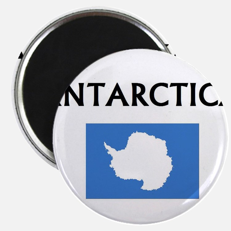 "Cute North and south pole 2.25"" Magnet (10 pack)"