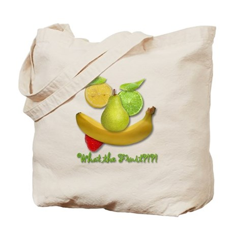 What the Fruit? Tote Bag