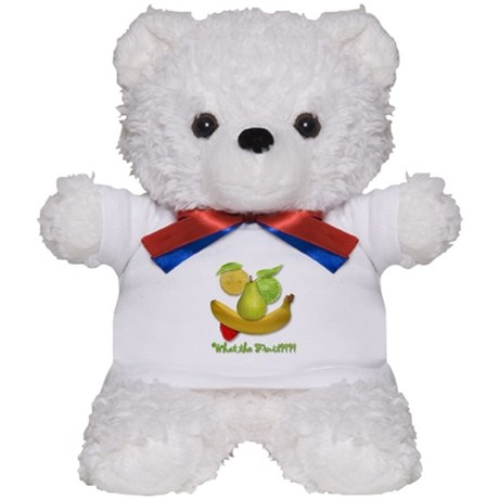 What the Fruit? Teddy Bear