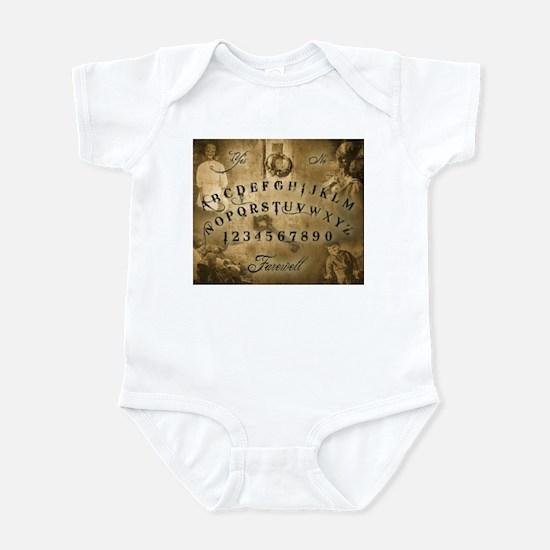 Ouija Board Infant Bodysuit