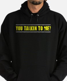 Taxi Driver Men's Hoodie