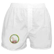 Westie Champion Boxer Shorts