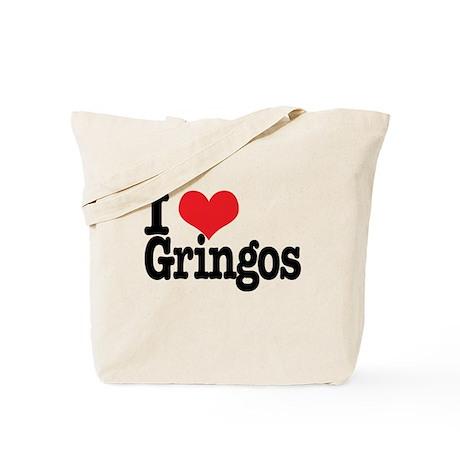 I love gringos Tote Bag