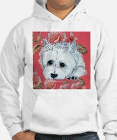 Westie Patience is a Virtue Hoodie