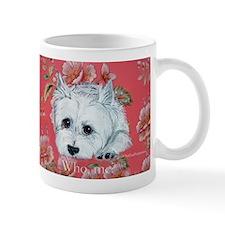 Westie Patience is a Virtue Mug