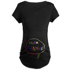 More Skittles! funny preggers T-Shirt