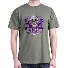 Hard Core Fitness Pilates T-Shirt