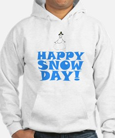 Happy Snow Day Hoodie