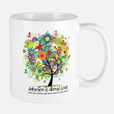 2-FAMILY TREE ONE MORE Mugs
