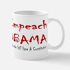 Throw The Bum Out Mug