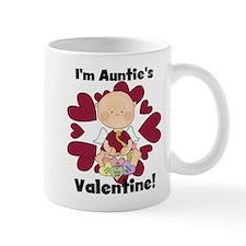 Boy Auntie's Valentine Mug