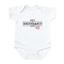 Unique Office pranks Infant Bodysuit