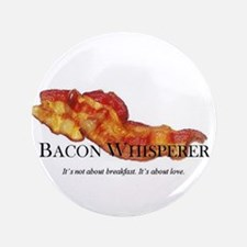 """Cute Bacon 3.5"""" Button (100 pack)"""