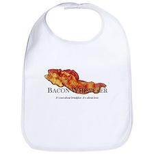 Cute Baconation Bib