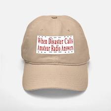 When Disaster Calls Amateur R Baseball Baseball Cap