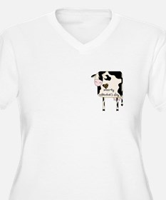 Moo-ey Valentine's Day T-Shirt