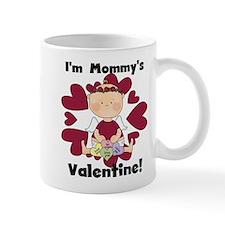 Girl Mommy's Valentine Mug