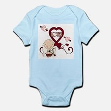Cupid Love Infant Bodysuit