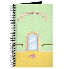 Ecole de Ballet (french) Dance Studio Journal