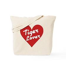 Tiger Lover: Tote Bag
