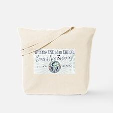 Groovy Obama Beginning Tote Bag