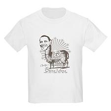 Cool Obama Llama T-Shirt