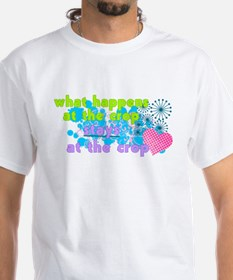 What Happens At The Crop Shirt