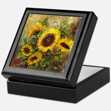 Wild Sun Keepsake Box