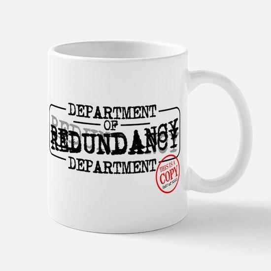 Cute Bureau Mug