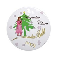 Nutcracker ornament Ornament (Round)