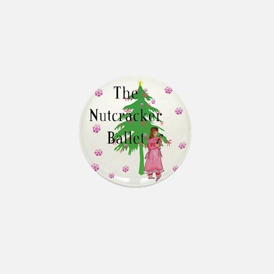 Clara, Nutcracker ballet Mini Button