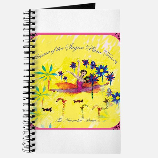 Sugar Plum fairy Journal