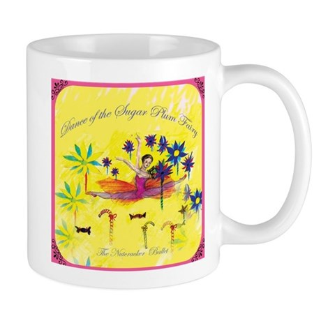 Sugar Plum fairy Mug