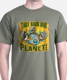 Take Back Our Planet 2 T-Shirt