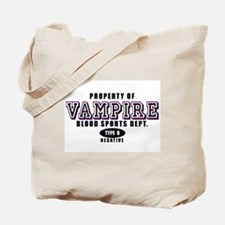 Unique Vampir Tote Bag