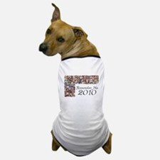 2010 edition 'standard' Dog T-Shirt