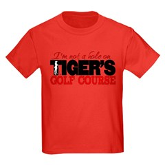 Tiger's Golf Course T