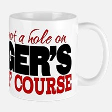 Tiger's Golf Course Mug