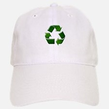 Recycle Sign Baseball Baseball Cap