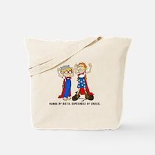 Superhero (Boy and Girl) Tote Bag