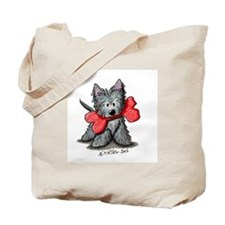 Bad To The Bone Tote Bag