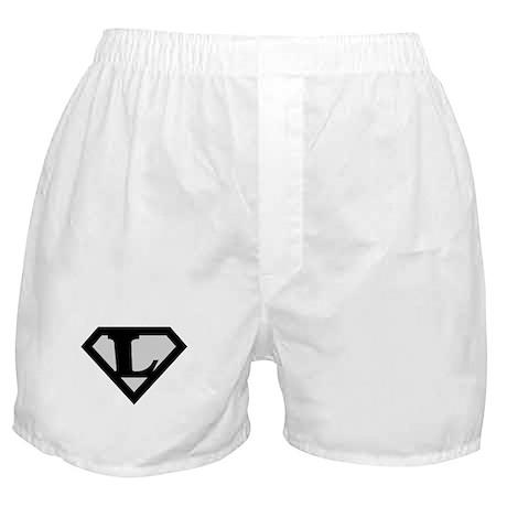 Super Black L Boxer Shorts
