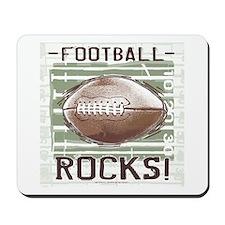 Football Rocks Mousepad