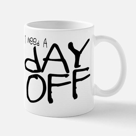 Cute I hate work Mug