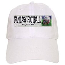 Fantasy Football Genius Baseball Cap